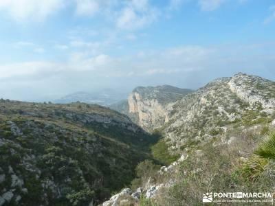 Parque Natural El Montgó y La Catedral del Senderismo;rutas por avila rutas senderismo castellon
